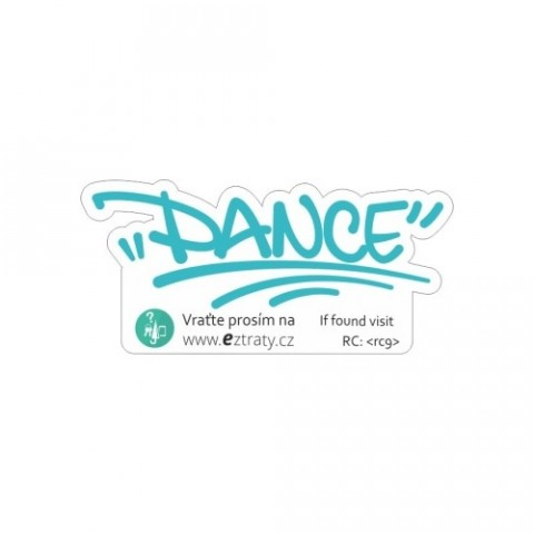 Dance tag