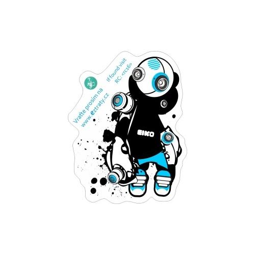Blue Sprayer
