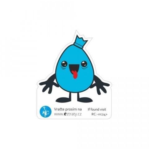 Blue Eggy